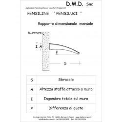 """PENSILINE  '' PENSILUCE CURVE"""" G4"""