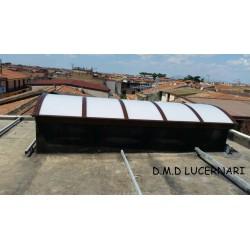 LUCERNARIO CURVO C15