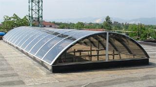 for Misure lucernari per tetti